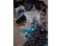Maternity Clothes Bundle Size 12 & 14 (16 itmes) Includes: Next/DP/Debenhams