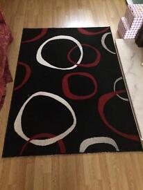 Centre piece rug