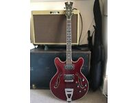 STANDEL 420c - Thinline Archtop Electric Guitar