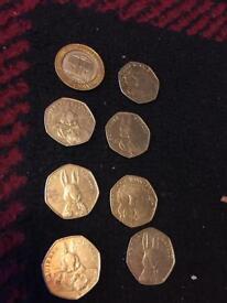 Coins .