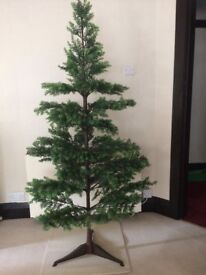 CHRISTMAS TREE 6ft. CYPRESS Effect