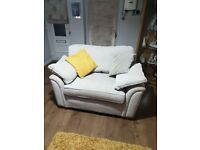 Settee and Cuddle chair