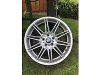 "Bmw Mv4 m sport 19"" Original Genuine Alloy Wheel (MV1 MV2 MV3 MV4 M5 M6) CAN POST"