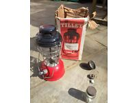 Tilley X246B Paraffin lamp