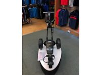 Brand New - PowaKaddy FX5 Electric Golf Trolley - 36 Hole Lithium Battery - Gunmetal Metallic Finish