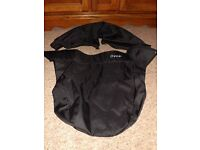 Oyster Carrycot Black Colour Pack (Never used)