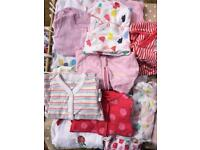Bundle of clothes 0-3 months