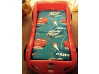 Lightning McQueen Car Toddler Bed