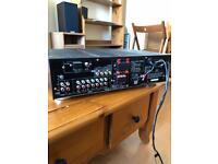 JVC Amplifier Model RX 416VBK