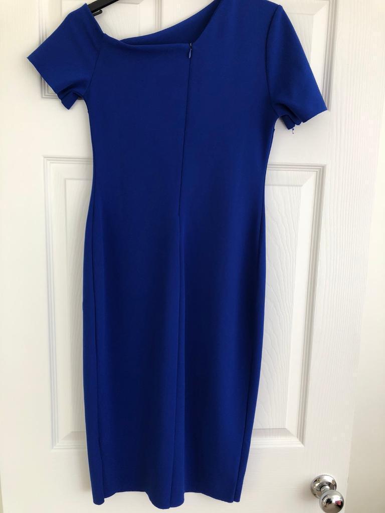 1d798fbc Zara royal blue dress Small | in Bagshot, Surrey | Gumtree