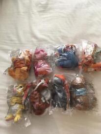 McDonald Winnie Pooh toys