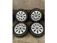 AUDI ALLOYS, tyres and caps