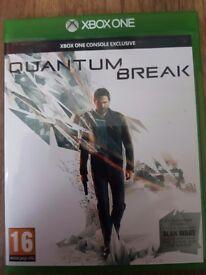 Xbox one quantam break