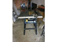 "TITAN SF10N1 10"" table saw"