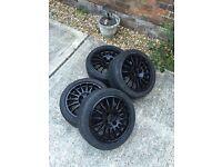 15 inch car alloys