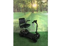 Electric Mobility Ultralite 480 4mph Mobility Boot Scooter BLACK