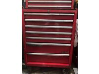 CLARKE TOOL CHEST GOOD CONDITION