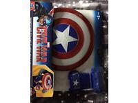 Captain America Sheld & gainti
