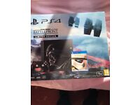 star wars 1TB ps4 console