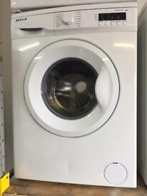 Servis white good looking 7kg 1200spin washing machine