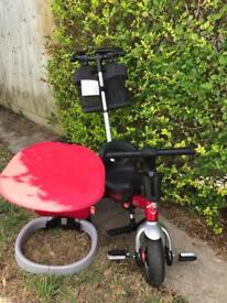 Avigo trike bike 3 in 1