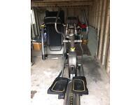 LS 9.9 E elliptical walker cross trainer