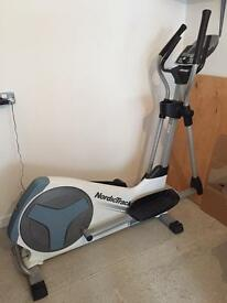 NORDIC TRACK ELLIPTICAL CROSS TRAINER £220 o.n.o