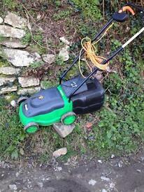 Powerbase Electric lawn mower