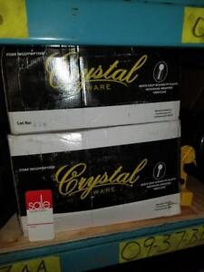 CrystalWare Plastic Spoons - Individually Wrapped - Only $25/Box of 1000!