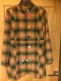 Beautiful ladies joe browns coat size 14
