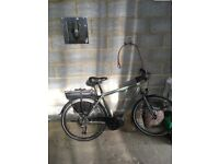 Ebco 40 hybrid electric bicycle