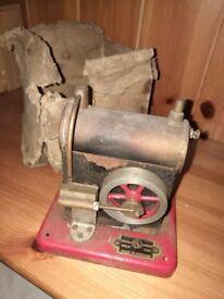 Steam engine / mamod type