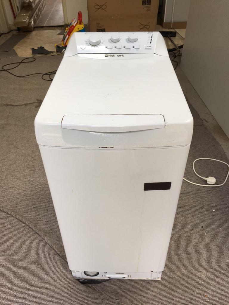 Hotpoint Top Loading Washing Machine Hotpoint Top Loader Washing Machine In Woking Surrey Gumtree