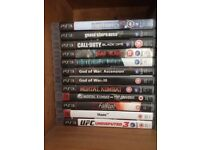 12 Top PS3 games! Bargain