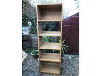 FREE Storage shelves / Book Shelves