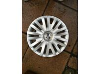 Volkswagen Golf wheel trim
