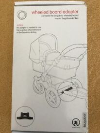 Bugaboo wheeled board adapter