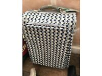 Carry on luggage by Roxy, trolley, suitcase