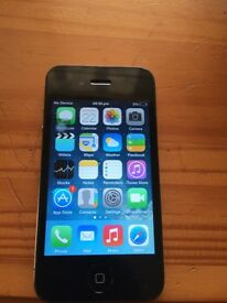 Apple iPhone 4 - 16GB - Black (Vodafone) Smartphone
