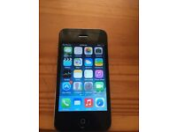 Apple iPhone 4 - 16GB - Black (Vodafone) Smartphone