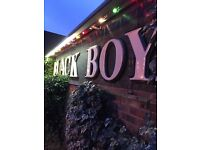 We have a vacancy for a Full time chef at The Black Boy Knowle