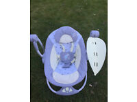 BABY ROCKER SWING AND BRAND NAME BUGGIES/CAR SEAT/PLAYMATS ETC