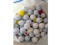 56 Mixed Golf Balls For Sale