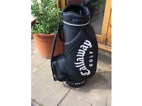 Calloway Big Bertha Tour Bag, in perfect condition, hardly ever used.