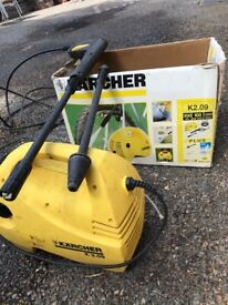 NON WORKING Karcher pressure washer