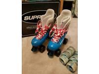 Supreme bravo rollerskates UK size 5