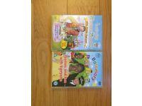 Cbeebies DVD's. Justin Fletcher Nursery rhymes and Balamory
