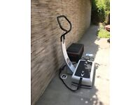 VibroGym Domestic. Retails at £3,000, very good condition and rarely used.
