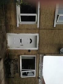 1 bedroom corner town house with garage ,off Great Horton