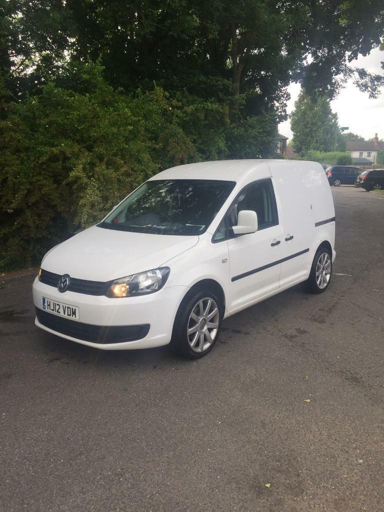 a6d5ceb3a07091 NO VAT VW Caddy Panel Van MK3 1.6 TDI C20 Panel Van
